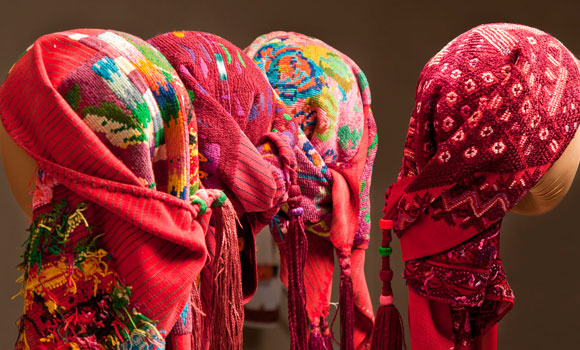 Sala de arte textil