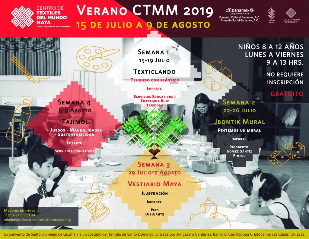 CARTEL DE VERANO 2019
